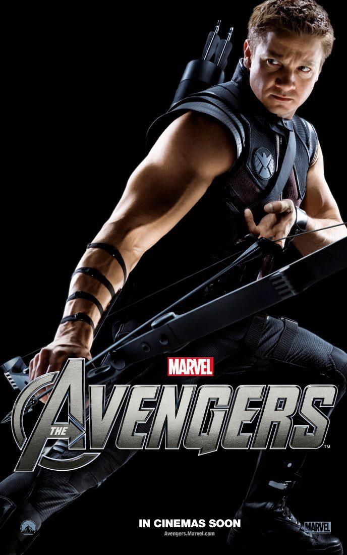 Poster The Avengers