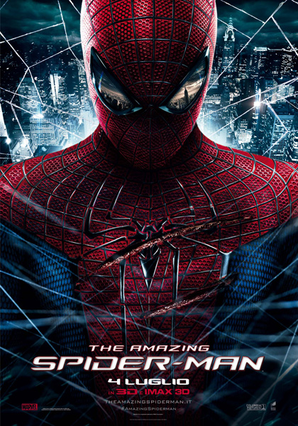 Locandina italiana The Amazing Spider-Man