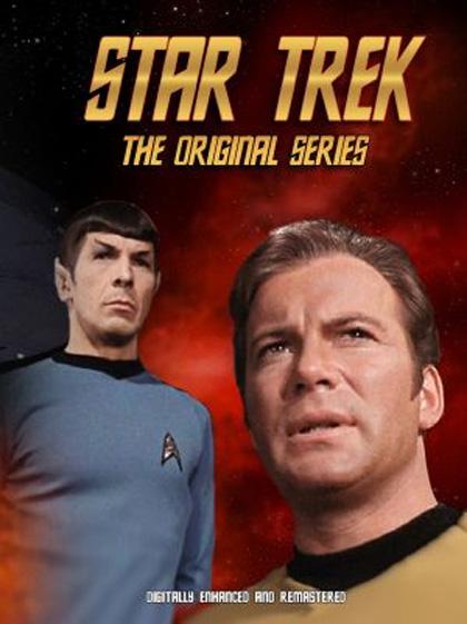 Risultato immagini per Star Trek: Serie Classica