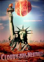 Poster Piovono polpette  n. 8