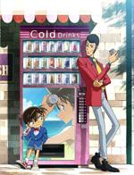Poster Lupin III Vs. Detective Conan  n. 1