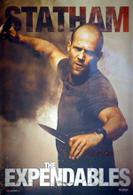 Poster I mercenari - The Expendables  n. 1