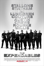 Poster I mercenari - The Expendables  n. 11