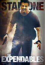 Poster I mercenari - The Expendables  n. 3