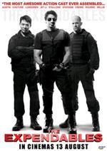 Poster I mercenari - The Expendables  n. 31