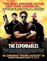 Poster I mercenari - The Expendables  n. 8
