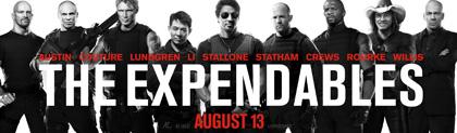 Poster I mercenari - The Expendables
