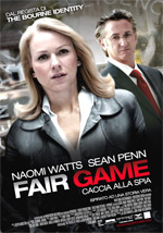 Trailer Fair Game - Caccia alla Spia