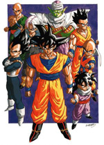 Poster What's My Destiny Dragonball  n. 0