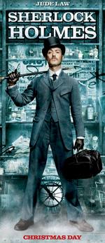 Poster Sherlock Holmes  n. 9
