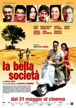 Poster La bella società  n. 0