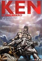 Locandina Ken il guerriero - La leggenda di Raoul