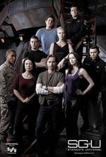 Trailer Stargate Universe