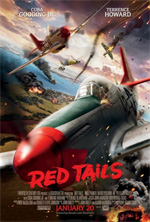 Poster Red Tails  n. 0