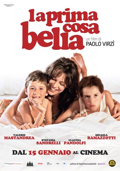 Locandina italiana La prima cosa bella