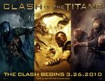 Poster Scontro tra Titani  n. 3