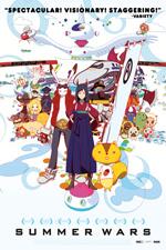 Poster Summer Wars  n. 2