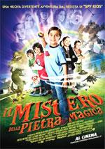 Poster Il mistero della pietra magica  n. 0