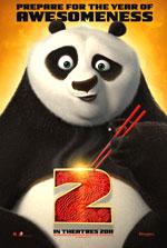 Poster Kung Fu Panda 2  n. 2