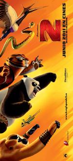 Poster Kung Fu Panda 2  n. 3