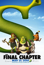 Poster Shrek e vissero felici e contenti  n. 1