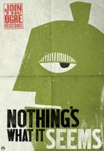 Poster Shrek e vissero felici e contenti  n. 15