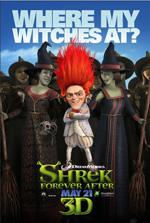 Poster Shrek e vissero felici e contenti  n. 2
