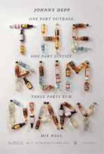 Poster The Rum Diary - Cronache di una passione  n. 3