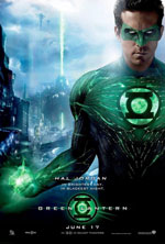 Poster Lanterna Verde  n. 11