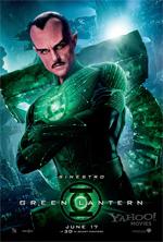 Poster Lanterna Verde  n. 12