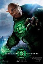 Poster Lanterna Verde  n. 13