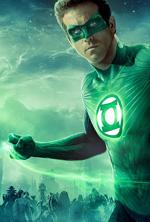Poster Lanterna Verde  n. 14