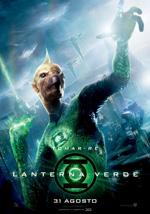 Poster Lanterna Verde  n. 17