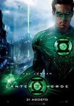 Poster Lanterna Verde  n. 19