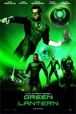 Poster Lanterna Verde  n. 20