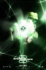 Poster Lanterna Verde  n. 5
