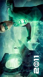 Poster Lanterna Verde  n. 6