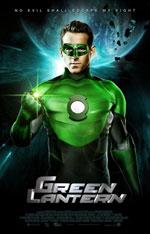 Poster Lanterna Verde  n. 7