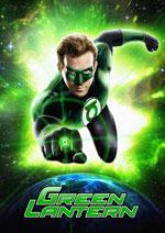 Poster Lanterna Verde  n. 8