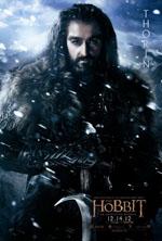 Poster Lo Hobbit - Un viaggio inaspettato  n. 7