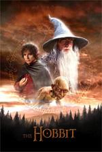 Poster Lo Hobbit - Un viaggio inaspettato  n. 2