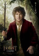 Poster Lo Hobbit - Un viaggio inaspettato  n. 24