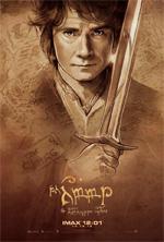 Poster Lo Hobbit - Un viaggio inaspettato  n. 39