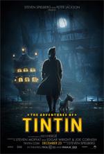 Poster Le avventure di Tintin - Il segreto dell'Unicorno  n. 1