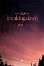 Poster The Twilight Saga: Breaking Dawn - Parte 1  n. 2