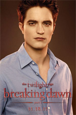 Poster The Twilight Saga: Breaking Dawn - Parte 1  n. 4