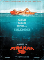 Poster Piranha 3D  n. 1