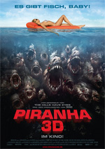 Poster Piranha 3D  n. 13
