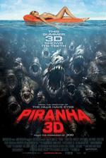Poster Piranha 3D  n. 2