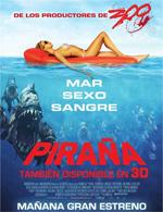 Poster Piranha 3D  n. 16